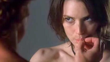 Winona Ryder in movie